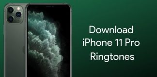 iphone 11 ringtones