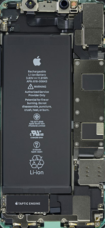 iPhone 11 Teardown Wallpaper