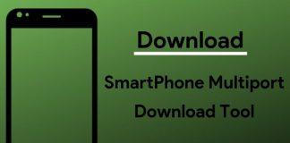 smartphone multiport download tool