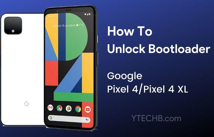Google Pixel 4 XL Unlock Bootloader