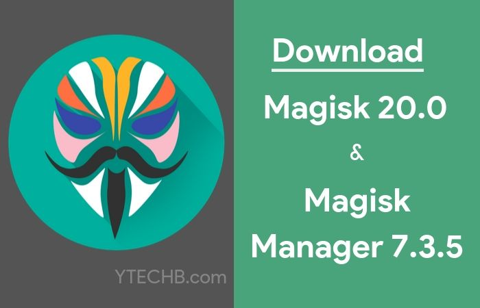 download magisk 20.0