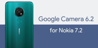 google camera for nokia 7.2