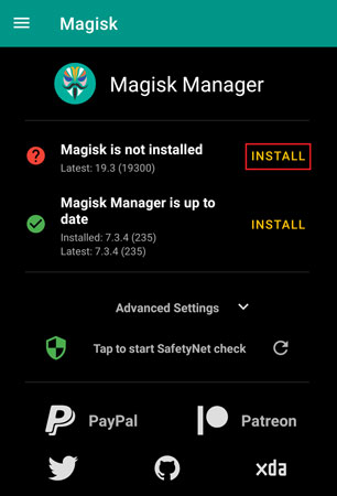 how to root samsung galaxy m30s