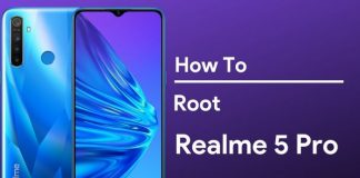 how to root realme 5 pro