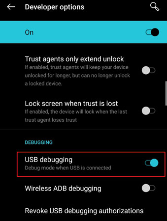 unlock bootloader on OnePlus 7T