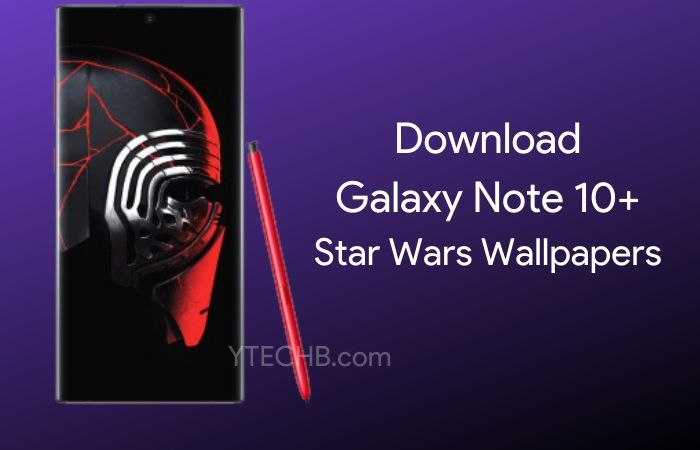 Download Samsung Galaxy Note 10 Star Wars Edition Wallpapers