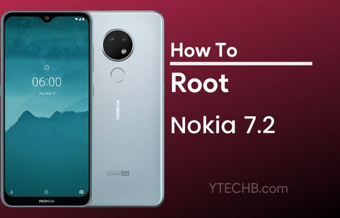 how to root nokia 7.2