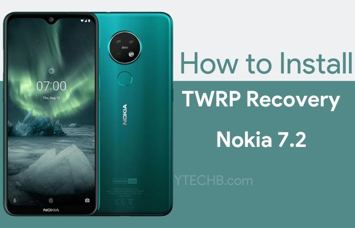 twrp recovery for nokia 7.2