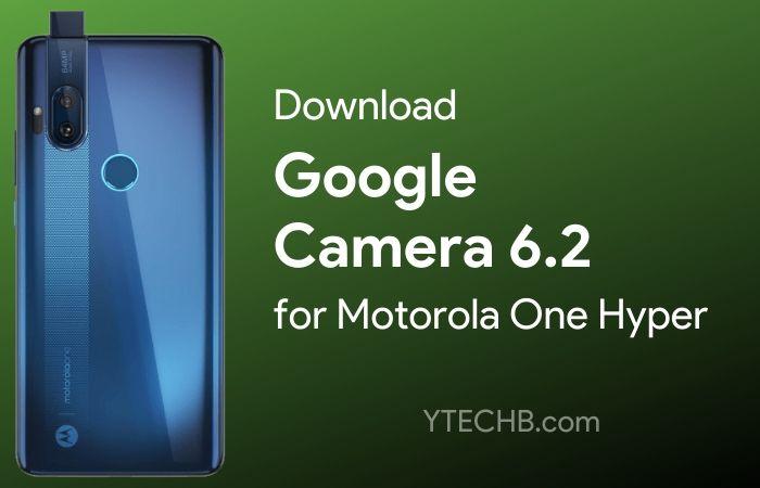 google camera for motorola one hyper
