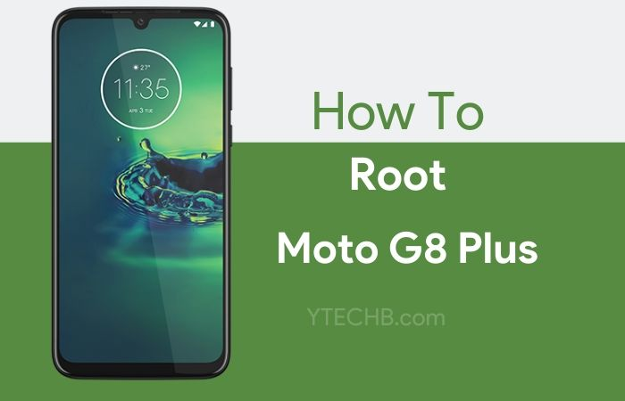 how to root moto g8 plus