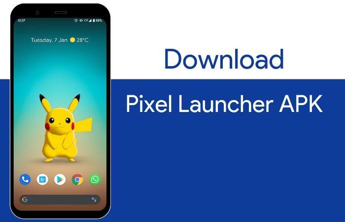 Rootless pixel launcher apk