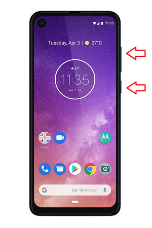 Download TWRP Recovery for Motorola One Vision