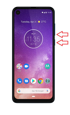 How to root Motorola One Vision