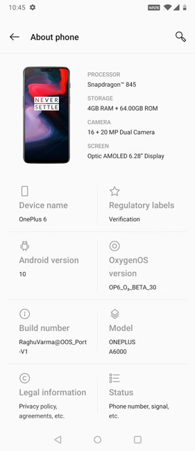 Oxygen OS ROM for Nokia Phones