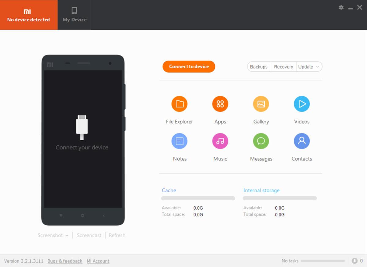 Xiaomi PC Suite