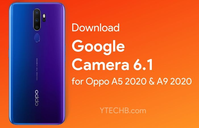 google camera for oppo a5 2020