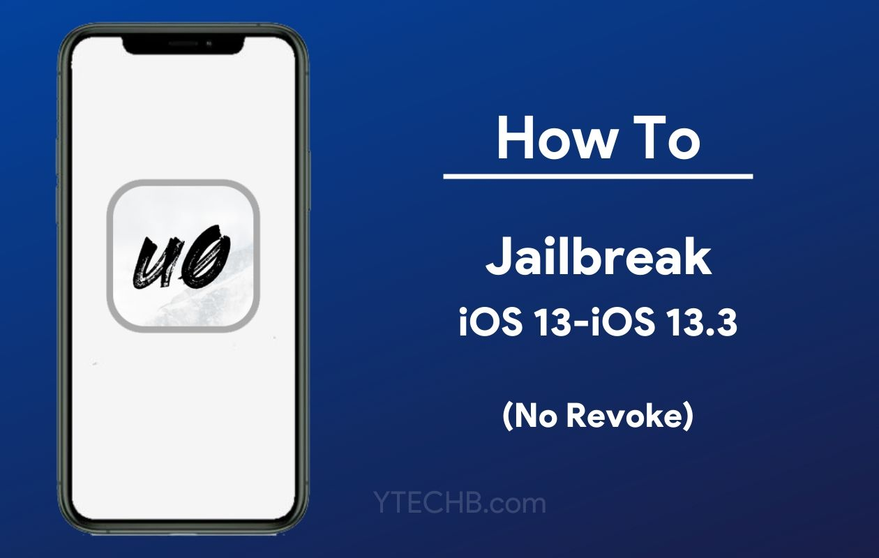 How to get permanent Jailbreak on iOS 13