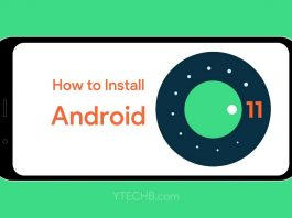 How to Install Android 11 Developer Preview