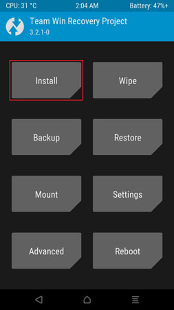 TWRP Recovery for Poco X2