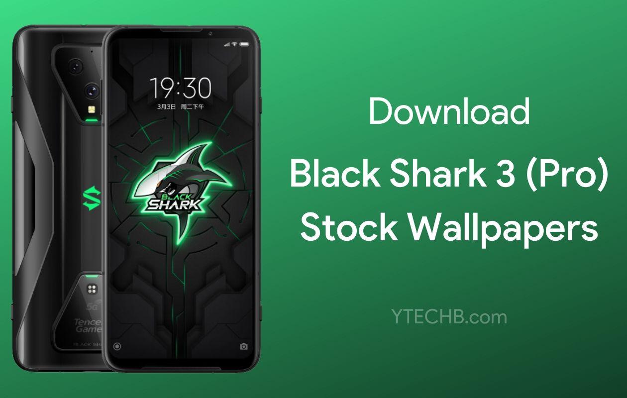 Black Shark 3 Wallpapers