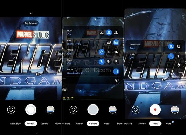 Google Camera for Samsung Galaxy Z Flip
