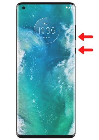 Motorola Edge Plus Unlock Bootloader