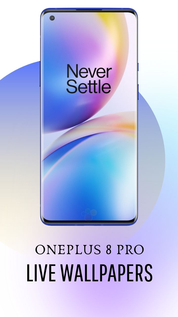 Download OnePlus 8 Pro Live Wallpapers (APK) Ported