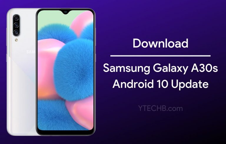 One UI 2.0 based Android 10 Update now available for Samsung Galaxy A30s [Download Now]