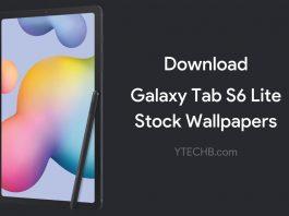 Samsung Galaxy Tab S6 Lite Wallpapers