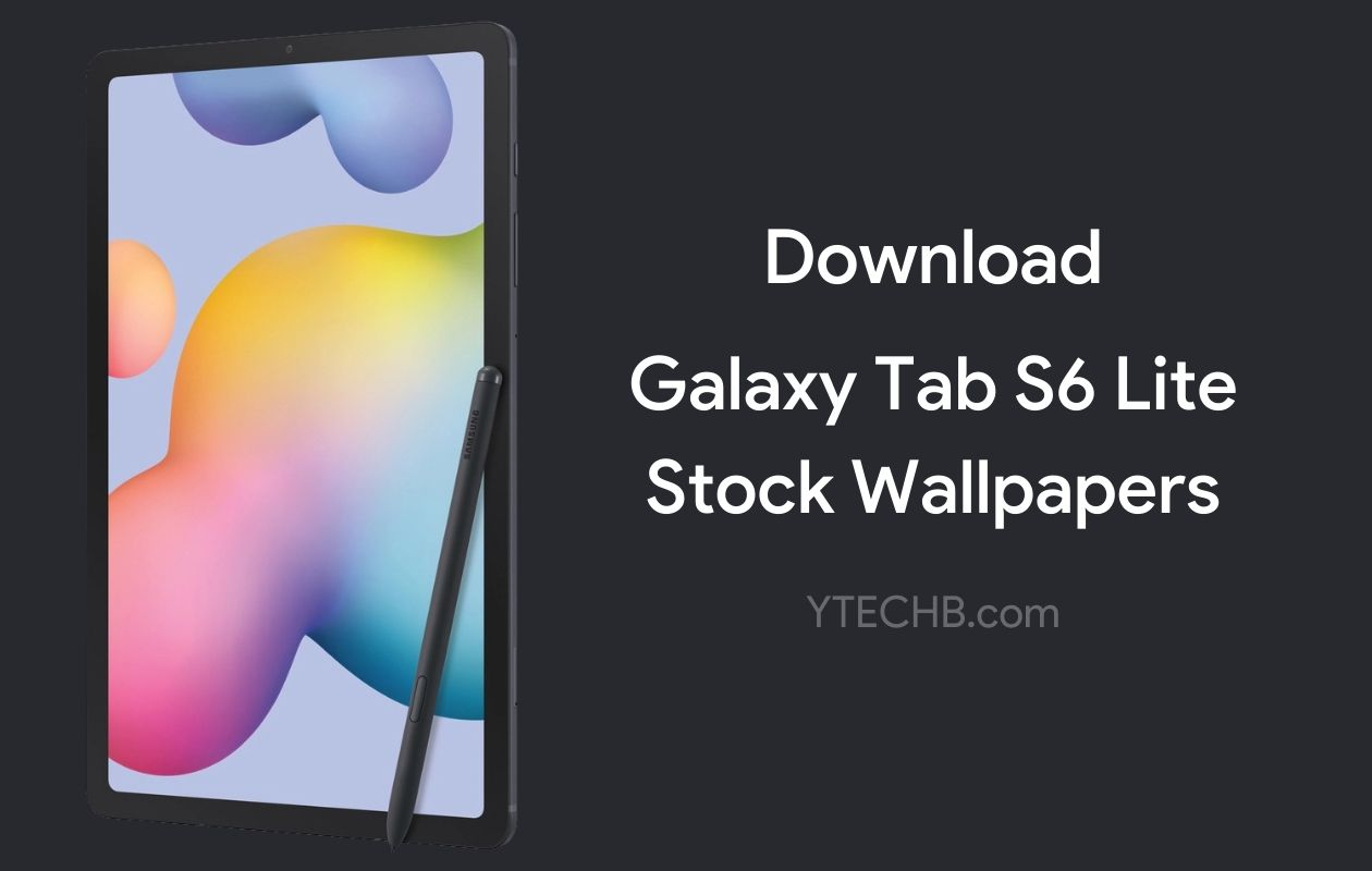 Download Samsung Galaxy Tab S6 Lite Wallpapers Fhd Official