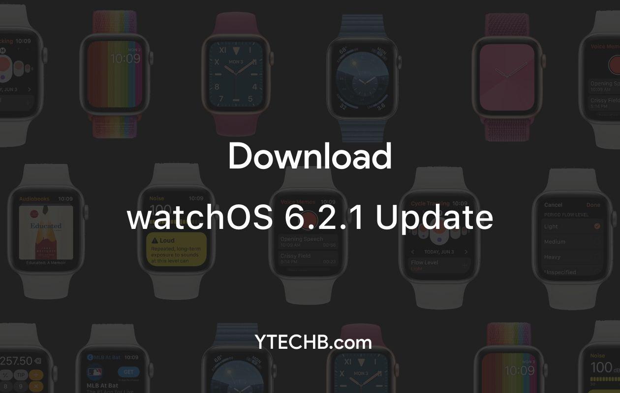 watchOS 6.2.1 Update