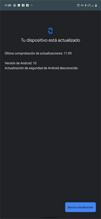 Moto G7 Android 10 Update