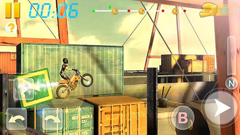 Low MB Games for Android