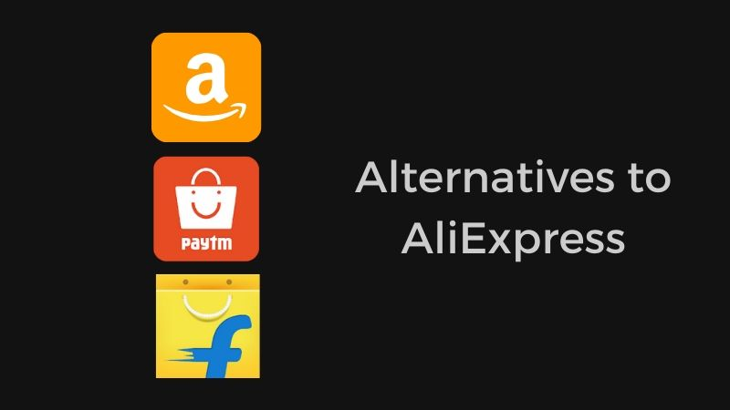 aliexpress alternatives