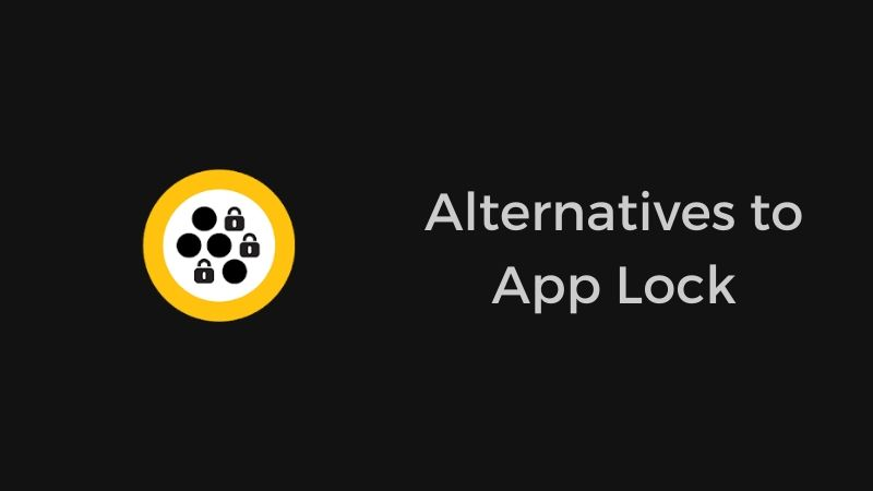 app lock alternatives