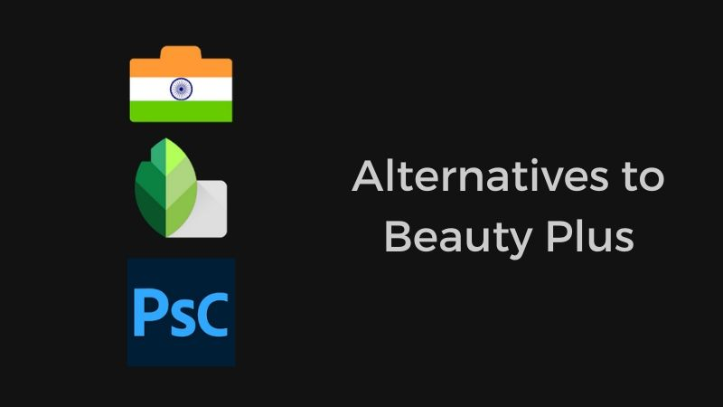 beauty plus alternatives