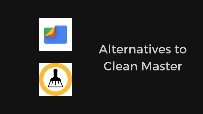 clean master alternatives