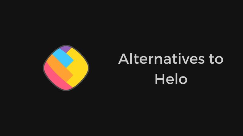 helo alternatives