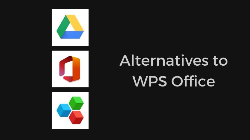 wps office alternatives