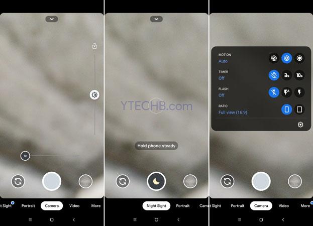 Google Camera for Oppo F15