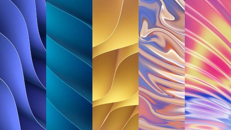 HTC Desire 20 Pro Wallpapers