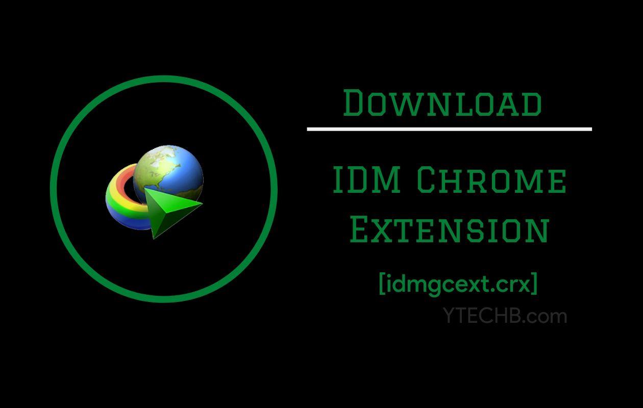 idmgcext.crx تحميل ملف