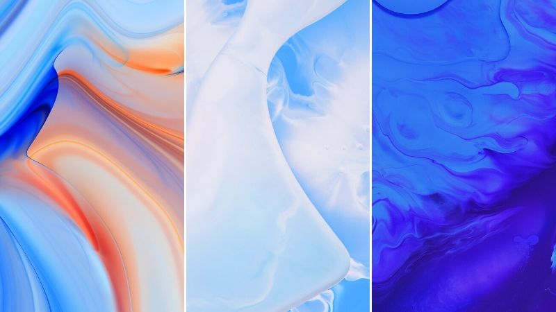 Oppo Reno 4 Pro Wallpapers