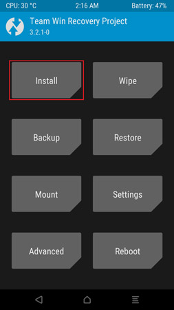 TWRP Recovery for Realme 6 Pro