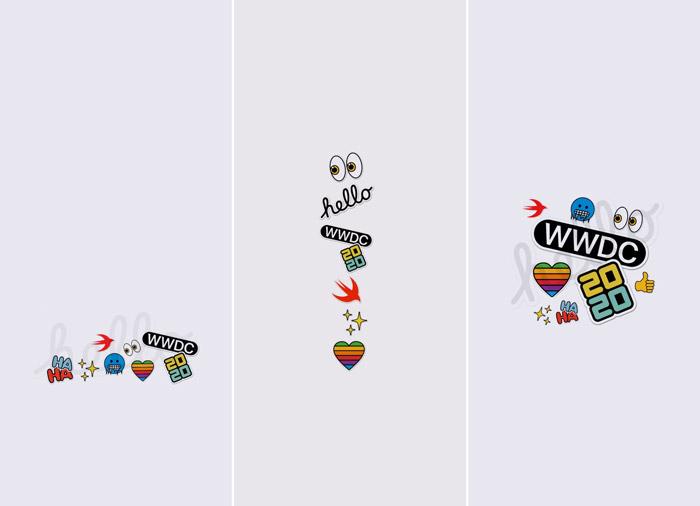WWDC 2020 Wallpapers