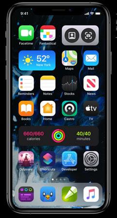 iOS 14 Home Widget