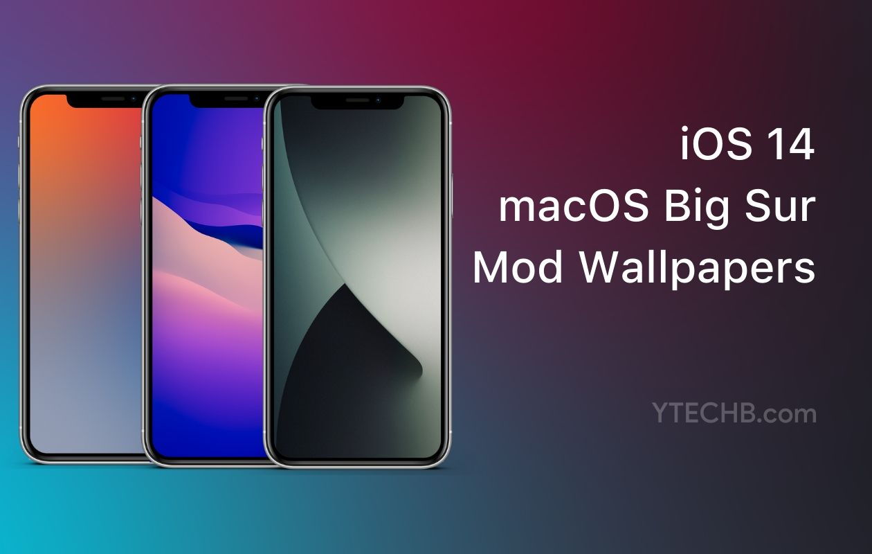 Download Ios 14 Macos Big Sur Modded Wallpapers 4k Resolution
