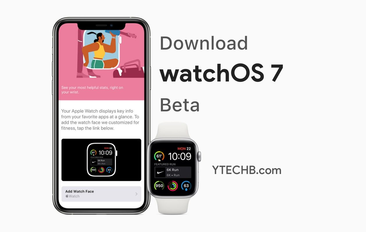 watchOS 7 Beta Profile