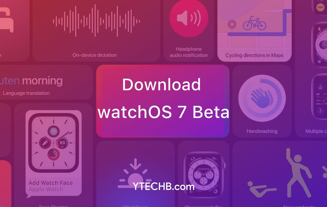 watchOS 7 Beta