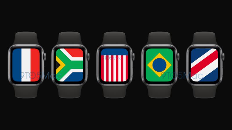 watchOS 7 International Watch Face